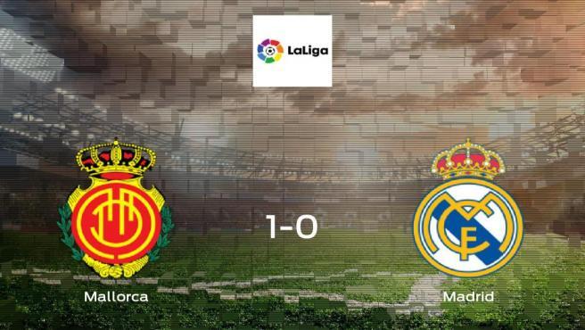 Los tres puntos se quedan en casa: Mallorca 1-0 Real Madrid