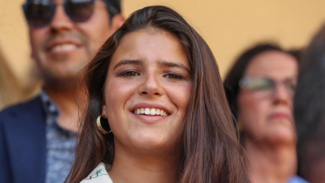 Tana Rivera Martínez de Irujo, en la corrida goyesca de Ronda de 2018.