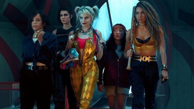 Quién es quién en 'Aves de presa': estas son las protagonistas de lo nuevo de DC
