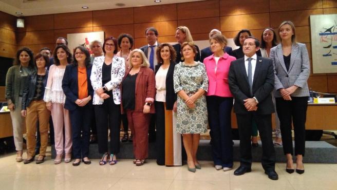 Consejo Territorial de Servicios Sociales y del Sistema para la Autonomía y Atención a la Dependencia.