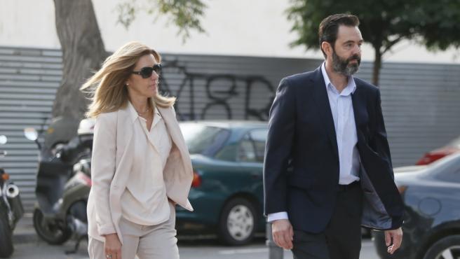 Miguel López, el yerno y único acusado de la muerte de María del Carmen Martínez, la viuda del expresidente de Caja Mediterráneo (CAM).