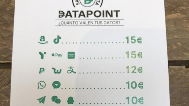 "Según Kaspersky, nuestros datos ""se venden a granel"" en internet."