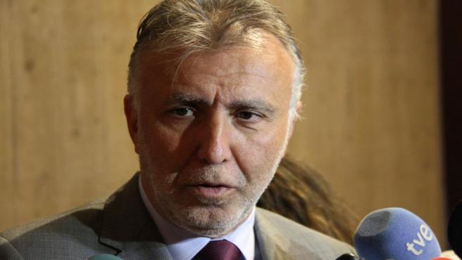Presidente de Canarias, Ángel Víctor Torres