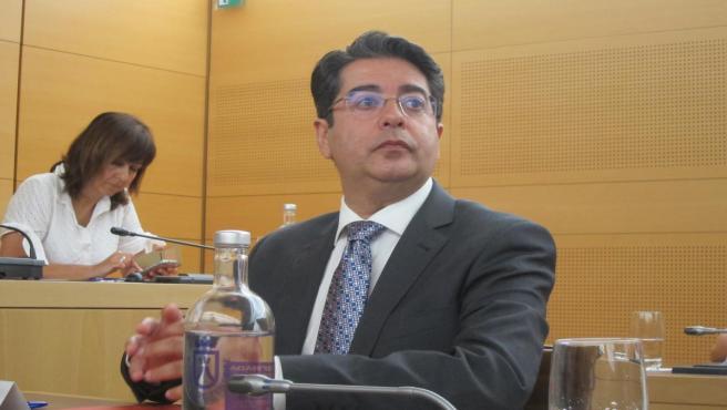 Pedro Martín, nuevo presidente del Cabildo de Tenerife