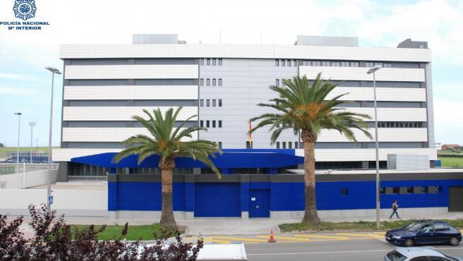 Jefatura Superior de Policía Nacional en Cantabria