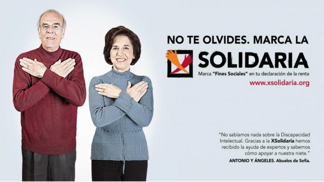 Un total de 9,47 millones de españoles, 53.000 más que en 2010, marcaron la casilla de Fines Sociales en su declaración de la renta el año pasado, de modo que destinaron el 0,7 por ciento de su tributación vía IRPF a proyectos de acción social, cooper