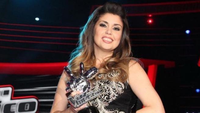 Cristina Ramos se convierte en la sexta concursante de 'Tu cara me suena 8'.