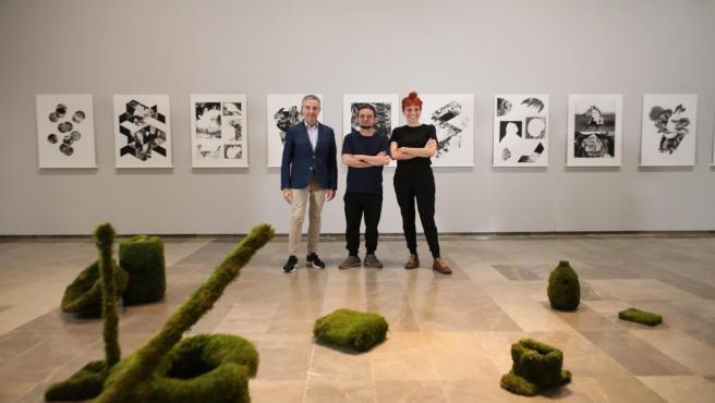 Presentación de la exposición 'Una historia no tan natural', un proyecto del artista valenciano Ernesto Casero,
