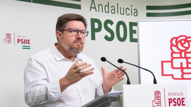 El portavoz adjunto del Grupo Parlamentario Socialista, Rodrigo Sánchez Haro