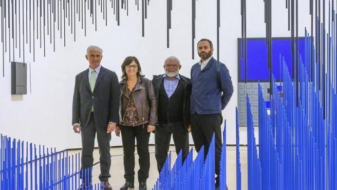 Museo Guggenheim Bilbao presenta \'Soto. La cuarta dimensión ...