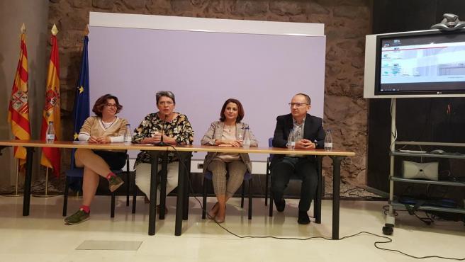 Presentación del documental 'Los Cielos Españoles'