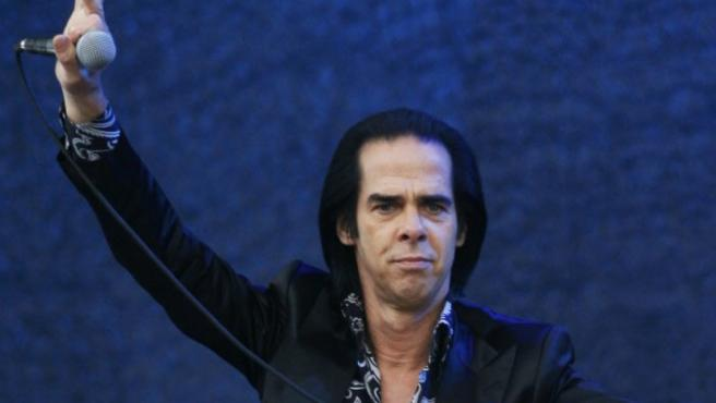 Vocalista de Nick Cave and The Bad Seeds.