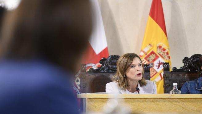 La concejal y candidata al Congreso, Ana Martínez Labella