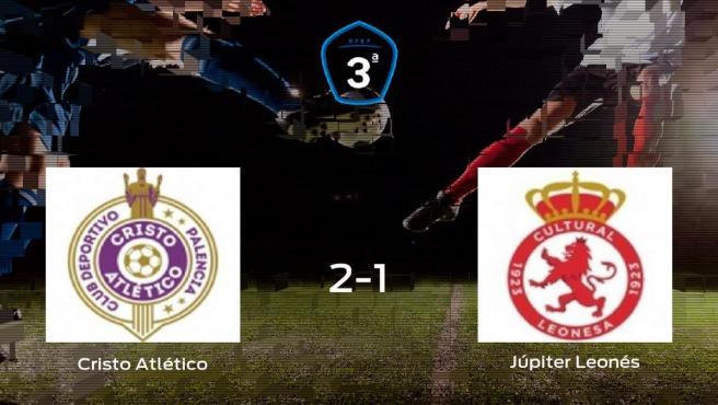 El Cristo Atlético se impone por 2-1 al Júpiter Leonés