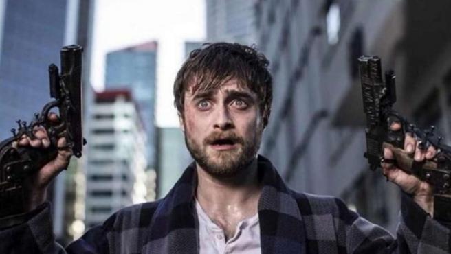 Daniel Radcliffe sigue pasando del cine 'mainstream' con 'Guns Akimbo'