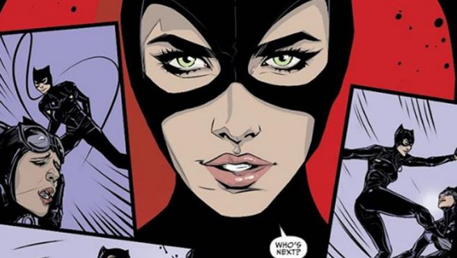 Las otras Catwoman felicitan a Zoë Kravitz