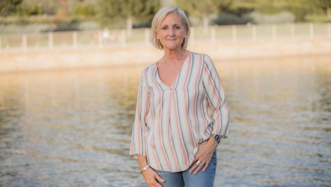 """Pilar Casero superó el cáncer y ahora mira a la experiencia de cara y asegura que """"es importante no tener miedo""""."""
