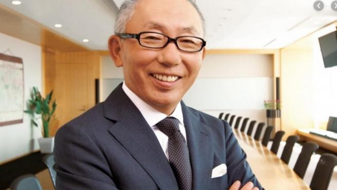 Tadashi Yanai.