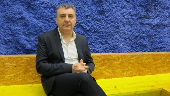 El escritor aragonés Manuel Vilas.