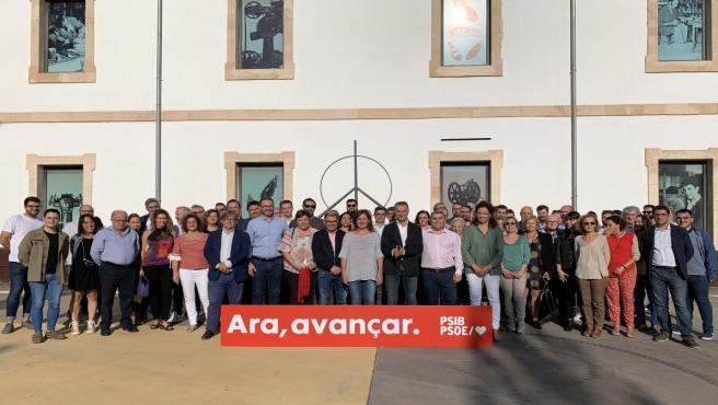 Asamblea Regidores y Regidoras socialistas de Mallorca
