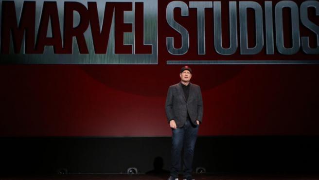 Kevin Feige es ascendido a director creativo de Marvel