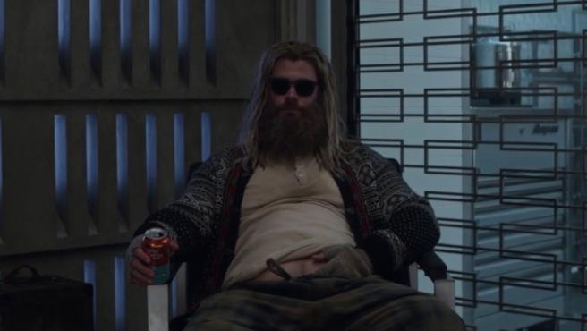 ¿Volveremos a ver al Thor gordo en 'Love and Thunder'?