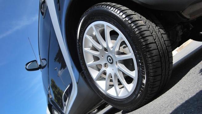 Los neumáticos están formados por alrededor de 200 tipos de elementos diferentes.