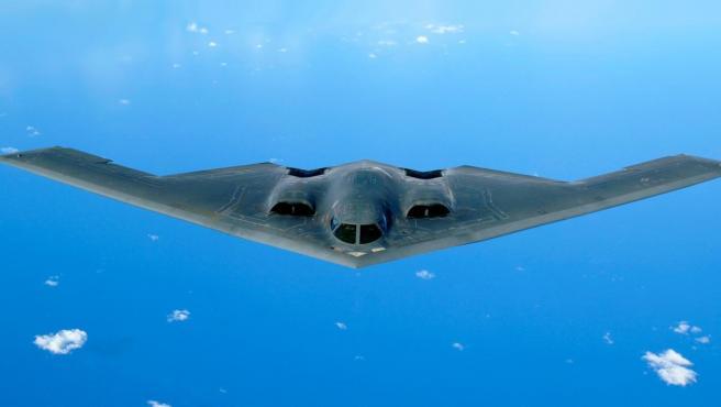 El B-2 Spirit, el avión más caro del mundo.