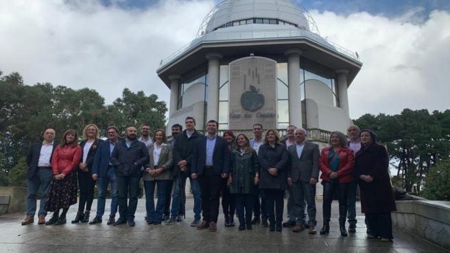 Reunión del PSdeG en A Coruña
