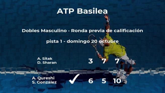 El tenista pasa a la siguiente fase del torneo ATP 500 de Basilea