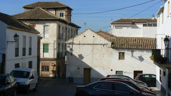 Imagen de la localidad granadina de La Zubia.