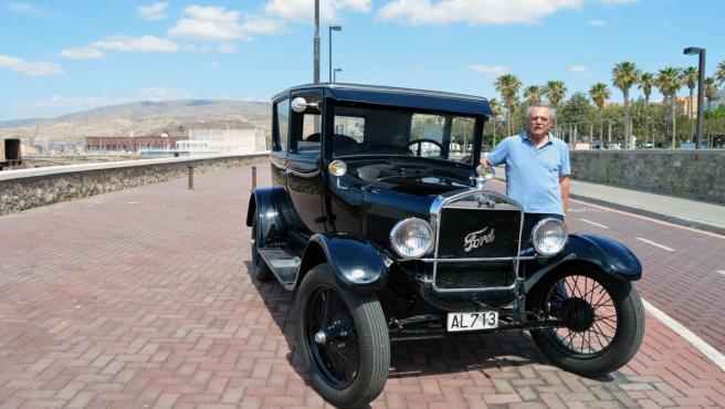 El Rey Felipe VI será el presidente de honor del 30 aniversario del club de vehículos antiguos