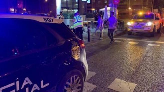 La Policía Nacional detuvo a nueve personas por las reyertas entre miembros de bandas latinas en Puente de Vallecas.