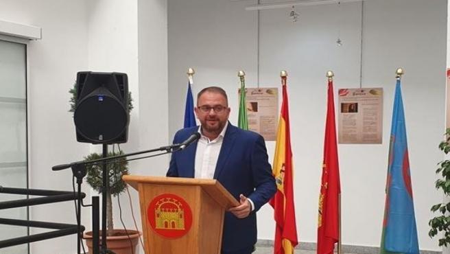 El alcalde, Antonio Rodríguez Osuna