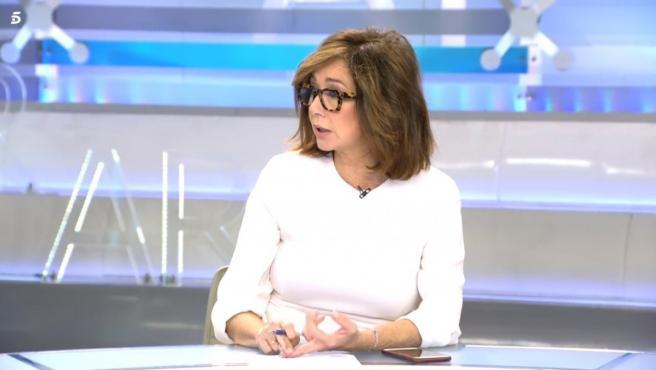 Ana Rosa Quintana analiza el crimen de Valdemoro.