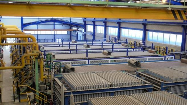 Ercros culmina la ampliación de la planta de cloro-sosa de Vila-seca I