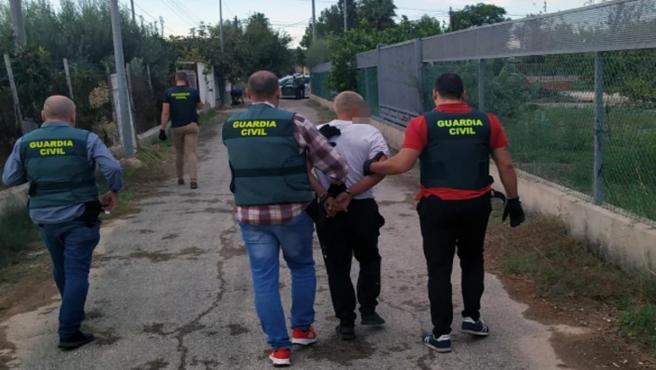 DETENIDO TENTATIVA HOMICIDIO CABEZO TORRES