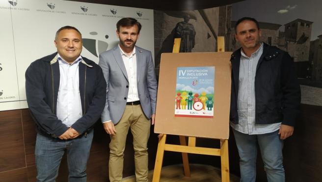 Presentación del IV Encuentro Diputación Inclusiva