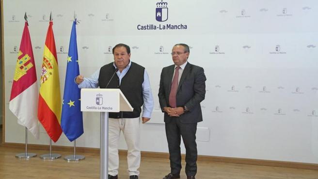 La Junta presenta a Csif los presupuestos