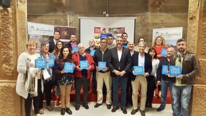 Dieciséis empresas agroalimentarias de Ronda cuentan ya con su placa Sabor a Málaga