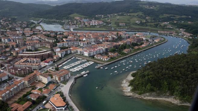 Plan de reordenación de los amarres del puerto de Plentzia