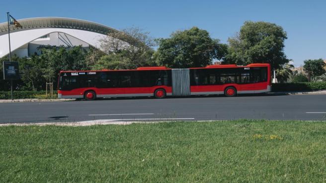 Autobuses EMT València