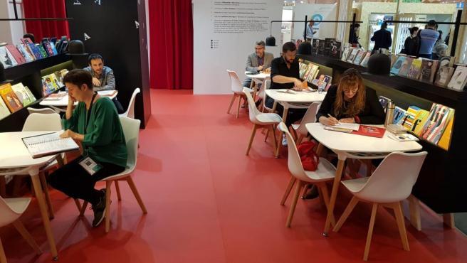 Baleares ha participado un año más en la 'Frankfurter Buchmesse', la Feria del Libro de Frankfurt.
