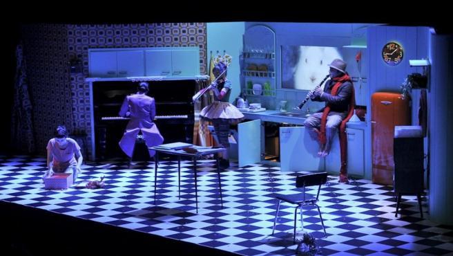 Espectáculo 'Acábate la sopa'