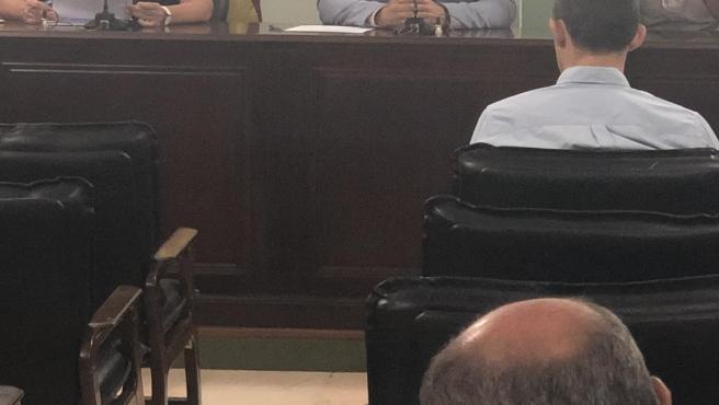 Pleno del Ayuntamiento de San Juan de Aznalfarache (Sevilla)