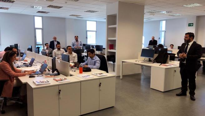 La empresa 'PwC' pone en marcha un centro especializado en 'Data Analytics' en la UMA