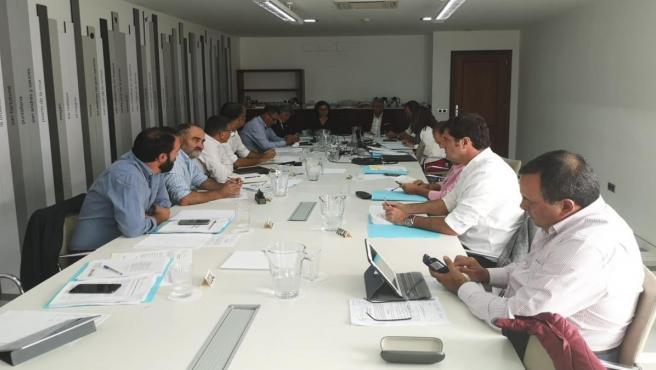 Reunión del comité ejecutivo de la Fecam