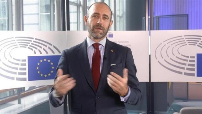 El eurodiputado de Ciudadanos (CS), José Ramón Bauzá, en una foto de archivo