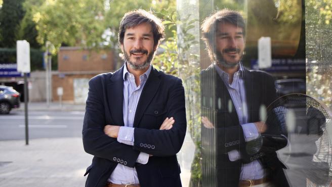 Bernabé Mohedano, autor de 'El señor de Bobastro'.
