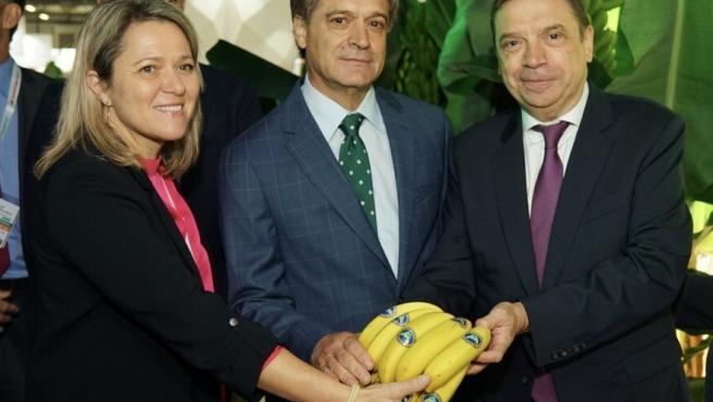 COMUNICADO: Plátano de Canarias ofrecerá un nuevo etiquetado 100% compostable y 100% biodegradable a partir enero 2020